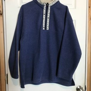 Performance Outfitters Fleece Jacket Size Large